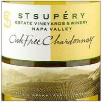 St. Supery Napa Oak Free Chardonnay 2014