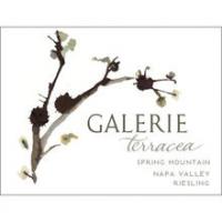 Galerie Terracea Spring Mountain Napa Riesling 2014