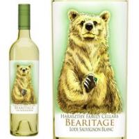 Haraszthy Bearitage Lodi Sauvignon Blanc 2015