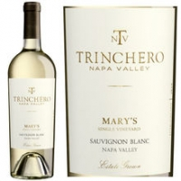 Trinchero Mary's Single Vineyard Napa Sauvignon Blanc 2015