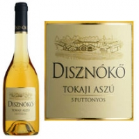 Disznoko 5 Puttonyos Tokaji Aszu 2007 (Hungary) 500ML Rated 93WE EDITORS CHOICE