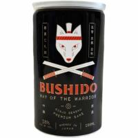 Bushido Ginjo Genshu Sake 180ml Can