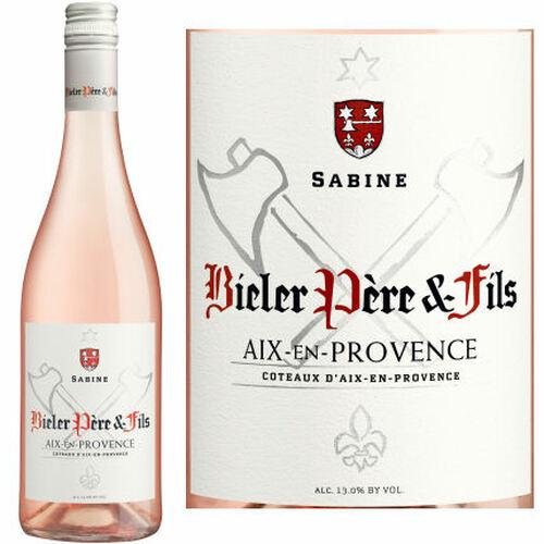 Bieler Pere et Fils Sabine Rose Aix-en-Provence 2020 (France)