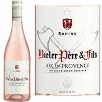 Bieler Pere et Fils Sabine Rose Aix-en-Provence 2018 (France)