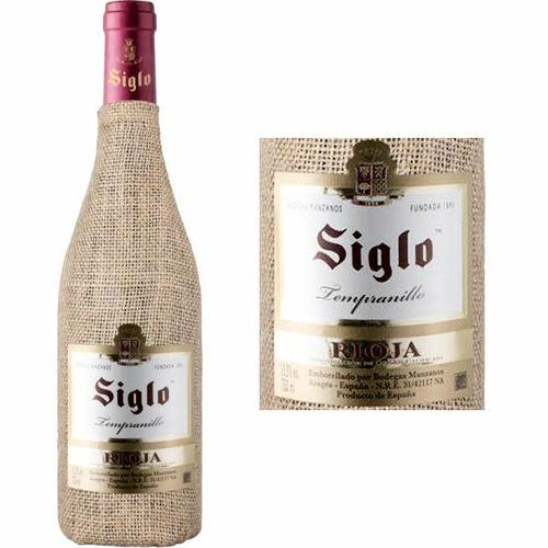 Siglo Saco Rioja Crianza Tempranillo 2018