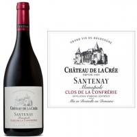Chateau de la Cree Santenay Monopole Clos de la Confrerie Pinot Noir 2013