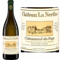 Chateau La Nerthe Chateauneuf du Pape Blanc 2018 Rated 94JS