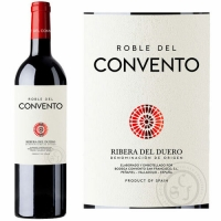 Convento San Francisco Ribera del Duero Roble 2012 (Spain) Rated 91W&S