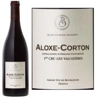 Jean Claude Boisset Aloxe-Corton Premier Cru Les Valozieres Pinot Noir 2014