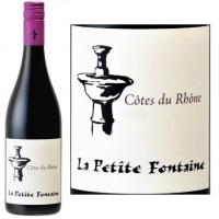 La Petite Fontaine Cotes du Rhone Rouge 2014