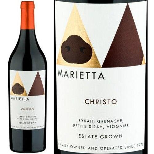Marietta Christo Estate Grown Red Blend 2018 Rated 95WA