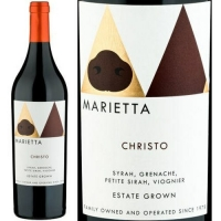 Marietta Christo Estate Grown Red Blend 2015 Rated 92JD