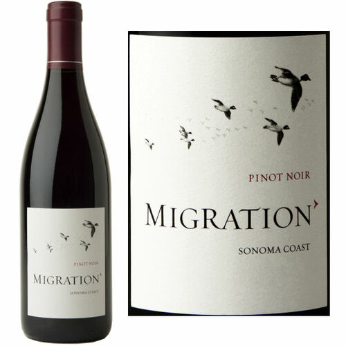 Migration by Duckhorn Sonoma Coast Pinot Noir 2018