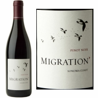 Migration by Duckhorn Sonoma Coast Pinot Noir 2017 Rated 94JS