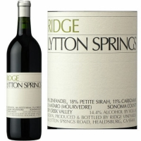 Ridge Lytton Springs Dry Creek Red Blend 2016 Rated 95VM