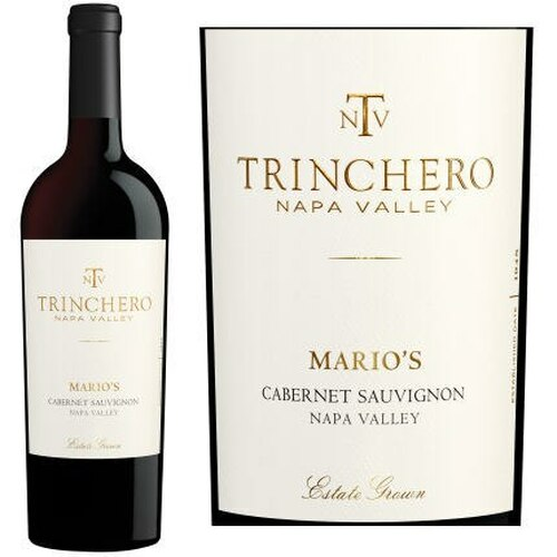 Trinchero Estate Mario's Napa Cabernet 2016 Rated 95DM