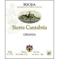 12 Bottle Case Bodegas Sierra Cantabria Crianza 2015 (Spain)