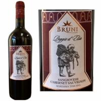 12 Bottle Case Bruni Poggio d'Elsa Maremma Toscana DOC 2018