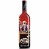 12 Bottle Case La Catrina Day of the Dead The Groomsmen California Red Blend NV