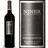 12 Bottle Case Niner Wine Estates Bootjack Ranch Paso Robles Sangiovese 2013