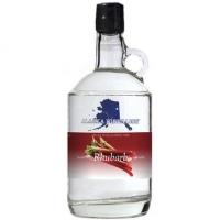 Alaska Distillery Rhubarb Flavored Vodka 750ml