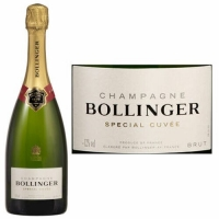 Bollinger Special Cuvee Brut NV 3L (France) Rated 94WS