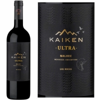 Kaiken Ultra Mendoza Malbec 2018 Rated 93JS