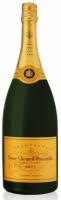Veuve Clicquot Ponsardin Brut 1.5L Rated 90W&S