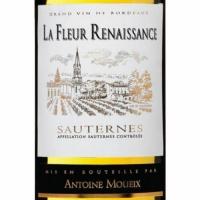 Antoine Moueix La Fleur Renaissance Sauternes 2016 375ml