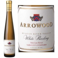 Arrowood Saralee's Vineyard Select Late Harvest White Riesling 2013 375ml Half Bottle