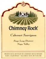 Chimney Rock Stags Leap Cabernet 2014 375ML Half Bottle Rated 91WE CELLAR SELECTION