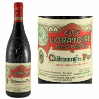 Clos de L'Oratoire Des Papes Chateauneuf du Pape 2016 375ml Half Bottle