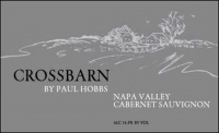 CrossBarn by Paul Hobbs Napa Cabernet 2014 375ml Half Bottle