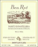 Donnafugata Ben Rye Zibibbo Passito di Pantelleria DOC 2014 375ML Rated 95WA