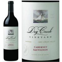 Dry Creek Vineyard Dry Creek Cabernet 2013 375ML Half Bottle Rated 91WRO