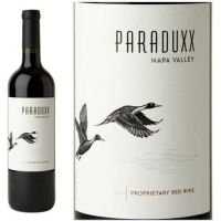Duckhorn Paraduxx Proprietary Napa Red Wine 2012 375ml Half Bottle Rated 90JS
