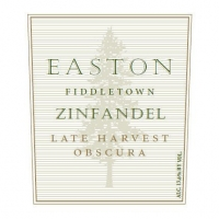 Easton Fiddletown Late Harvest Obscura Zinfandel 2009 375ml
