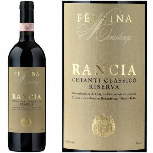 Felsina Rancia Chianti Classico Riserva DOCG 2017 375ml Half Bottle Rated 95VM