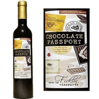 Ficklin Chocolate Port Sauce (California) 500ML