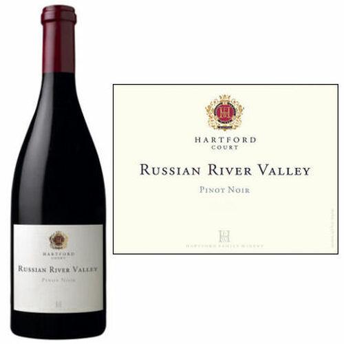 Hartford Court Russian River Pinot Noir 2017 Rated 90WA 375ml Half Bottle