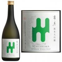 Ichishima Junmai Daiginjo Sake 300ml