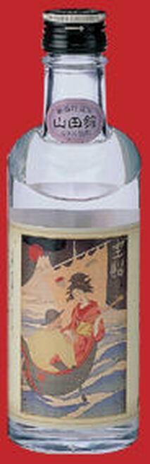 Miyashita Takara Fune Treasure Ship Junmai Ginjo Sake 300ML