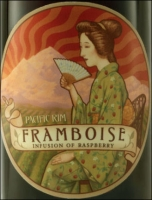 Pacific Rim Framboise 375ML Half Bottle