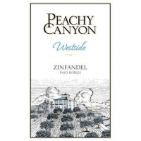 Peachy Canyon Paso Robles Westside Zinfandel 2014 Rated 95 GOLD MEDAL 375ml Half Bottle