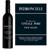Pedroncelli Estate Dry Creek Four Grapes Port 2013 500ML (California)