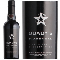 Quady's Vintage Starboard Port 2006 375ML Rated 95WE CELLAR SELECTION