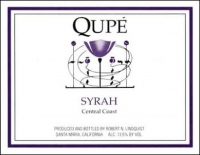 Qupe Central Coast Syrah 2011 375ML