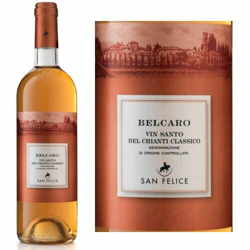 San Felice Vin Santo Chianti Classico DOC 2010 (Italy) 375ml Half Bottle