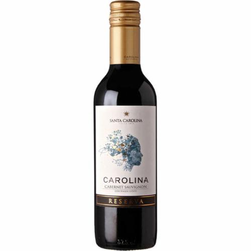 Santa Carolina Reserva Colchagua Estate Cabernet 2018 (Chile) Rated 93JS 375ml Half Bottle