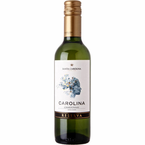 Santa Carolina Reserva Chardonnay 2017 (Chile) 375ml Half Bottle